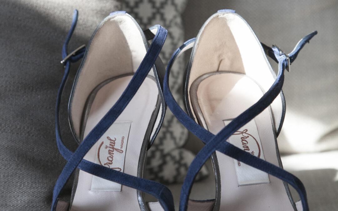 zapatos Franjul azul 1