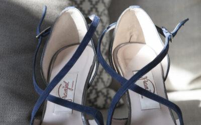 Las 5 firmas de zapatos que necesitas para tu boda.