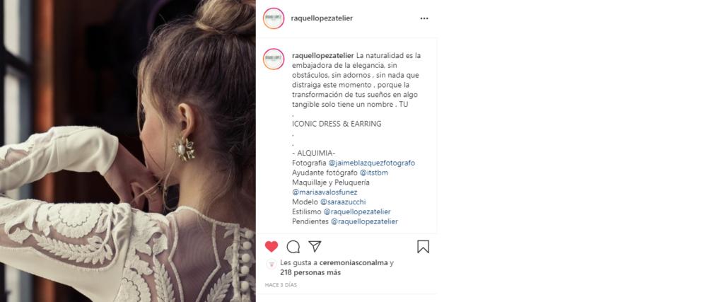 Vestidos Raquel López
