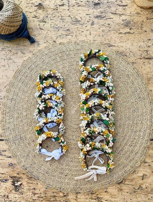 Proveedores recomendados pulseras flores