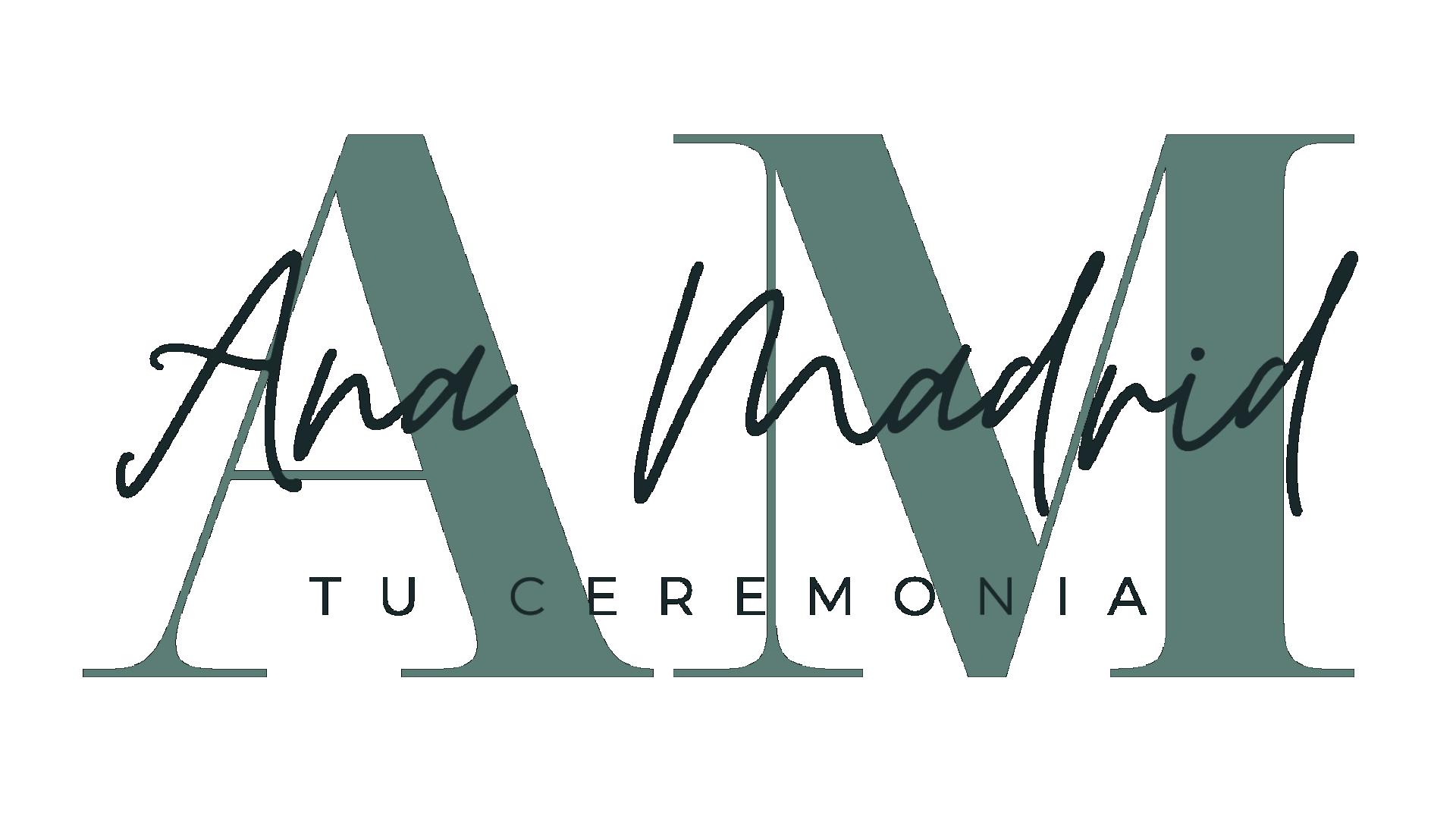 Ana Madrid Tu Ceremonia | Maestra de ceremonias y oficiante de bodas y eventos